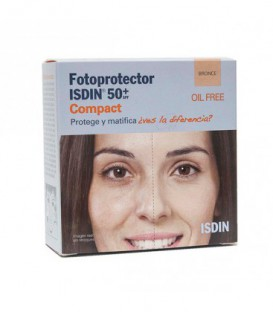 FOTOPROTECTOR ISDIN COMPACT SPF-50+