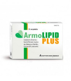 ARMOLIPID PLUS 20 COMP