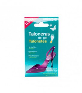 AQUAMED ACTIVE TALONERAS DE GEL