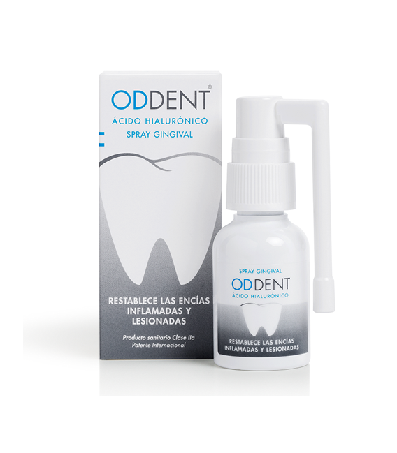 ODDENT SPRAY GINGIVAL